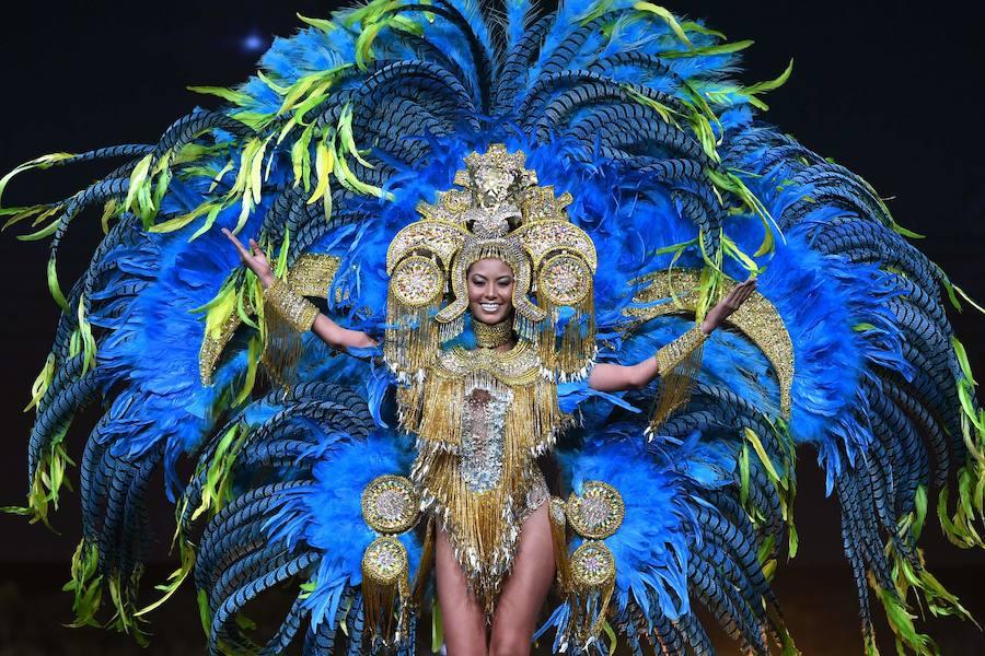 Trajes nacionales en el Miss Universo 2018