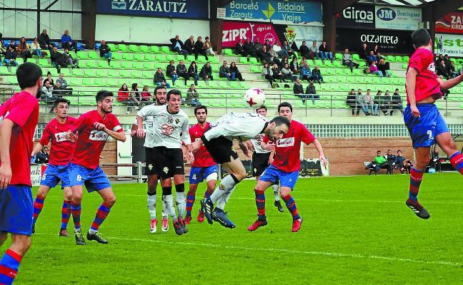 El Zarautz vence y convence en Asti