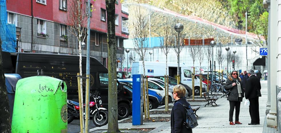 El Ayuntamiento de San Sebastián ha talado 800 árboles en los últimos tres años y ha plantado 1.400