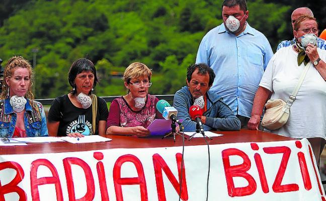 La plataforma Badian Bizi se reunirá hoy con los vecinos de Errenteria
