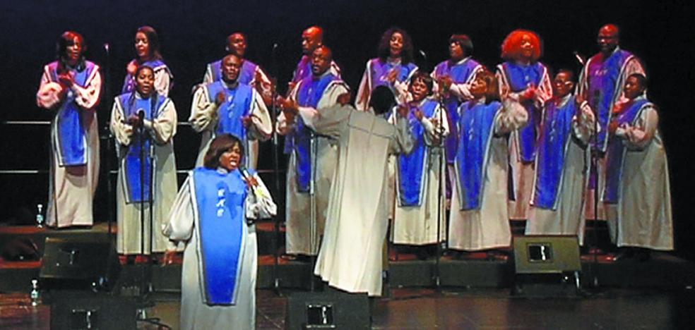 Vuelve el góspel por Navidad con el grupo Chicago Mass Choir