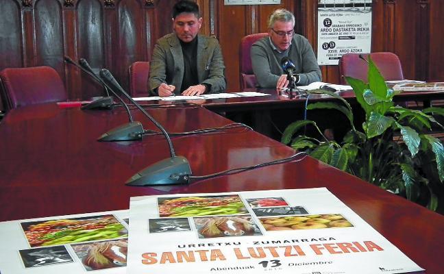 Santa Lutzi mantiene su esencia original