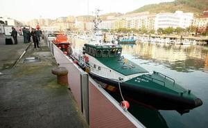 El Servicio Marítimo de la Guardia Civil en Gipuzkoa suma una nueva patrullera