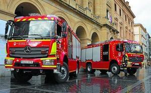 La Diputación convocará una bolsa de trabajo para bomberos «en los próximos días»