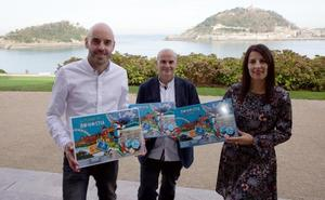 El Monopoly de Donostia
