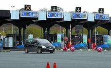 La recaudación de la AP-8 y la AP-1 crece un 20% en cuatro años por el aumento de tráfico