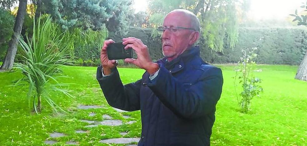 Gonzalo Quiroga: «Paré por la calle a quien dio a ETA información de mis movimientos»