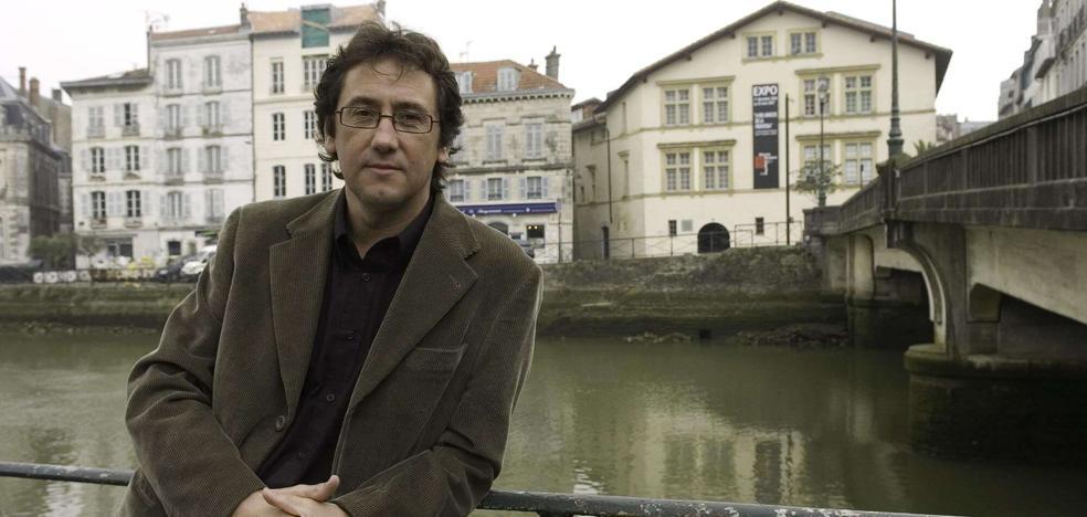 Rafa Zulaika deja el Museo Vasco de Bayona tras once años de director