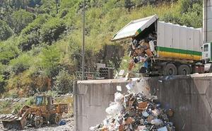 El centro de Zubieta tratará 42.000 toneladas de basura en 2019
