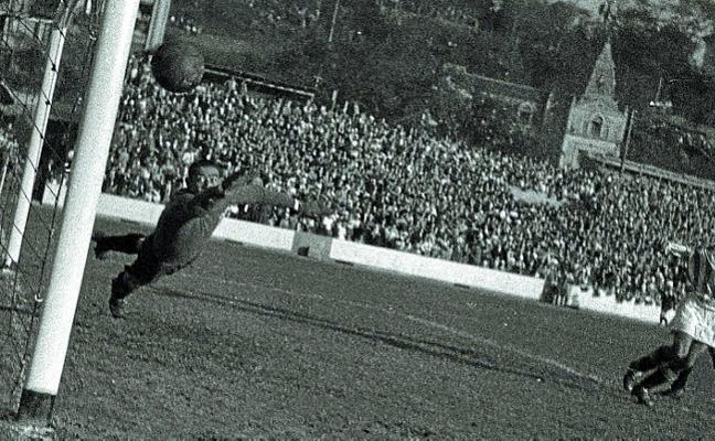 1948: La Real empezó perdiendo y acabó metiendo nueve goles en Atocha