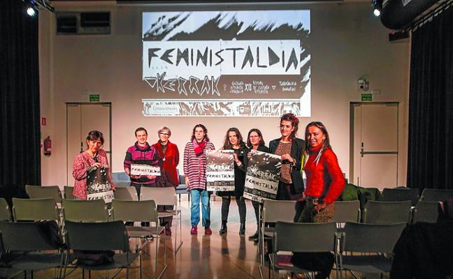 Festival de Cultura Feminista en Donostia