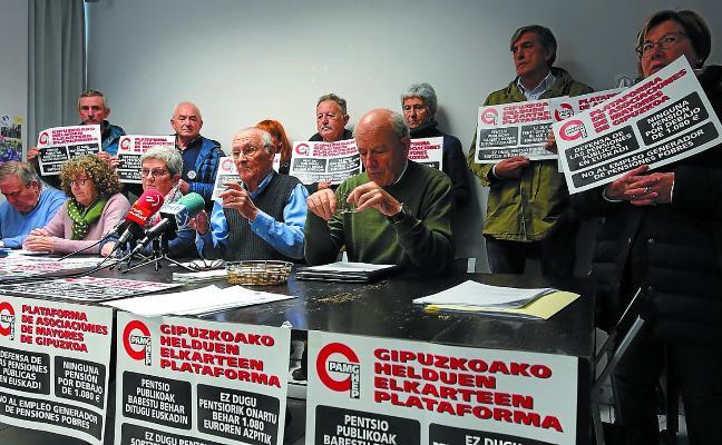 Los pensionistas buscan mantener la llama para lograr sus objetivos «a medio plazo»