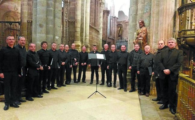 Txorbela cierra su décimo aniversario cantando en Gasteiz y en Arrasate