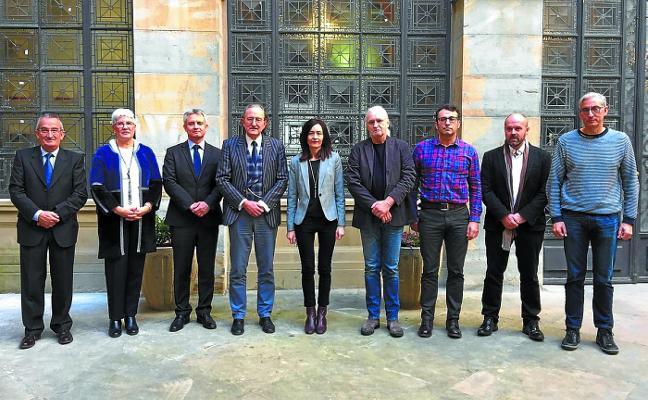 Euskadi exhibe «el esfuerzo realizado» con el euskera