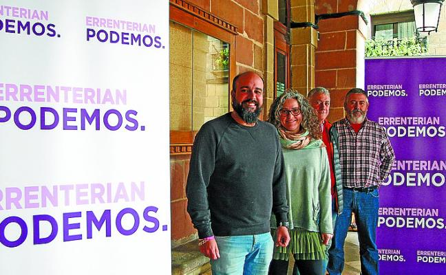 El sábado se celebrará un acto político de la mano de Podemos Euskadi