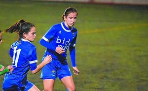 El Euskal Liga Femenino, en tercera posición