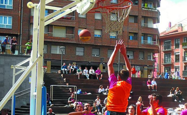 Goierri organiza un campus de Navidad para impulsar la práctica del baloncesto