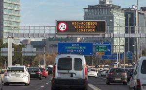 Madrid desactivará mañana las restricciones al tráfico por contaminación