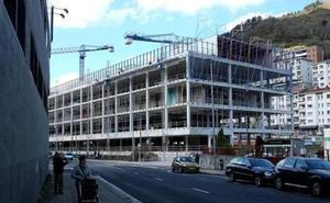 La construcción vasca vive su mejor momento en los últimos 17 años