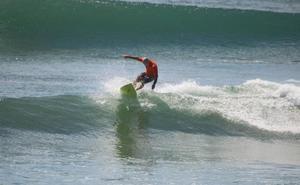 Todo listo para el arranque del Mundial de surf adaptado