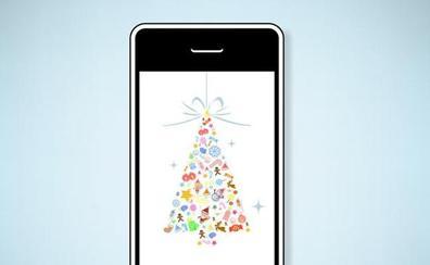 Cómo hacer originales felicitaciones navideñas con el móvil