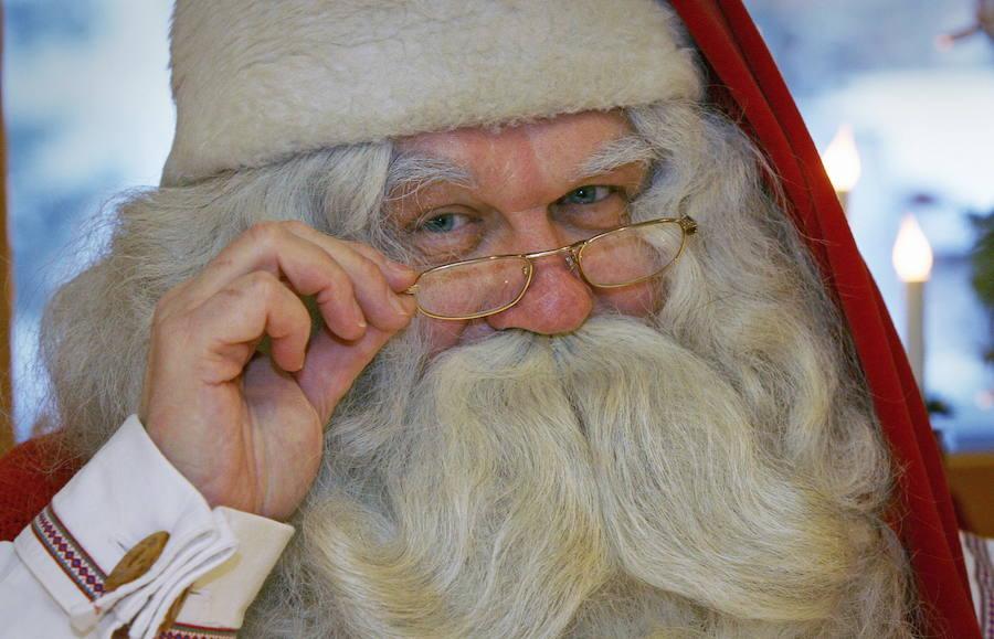 Aprender a ser Papá Noel es posible