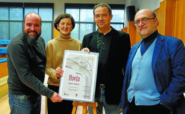 Andra Mari ofrecerá el sábado un concierto preludio de la Navidad