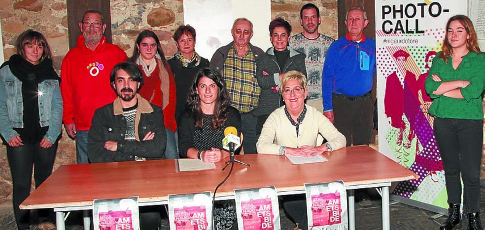 Vuelve 'Euskal Jantzien pasarela'