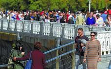 «En Donostia hay mucho excursionista, pero no es desdeñable un millón de pernoctaciones»