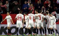 El Sevilla demuestra quién es el pentacampeón