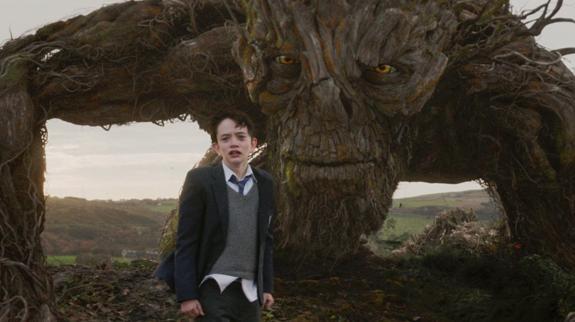 'Un monstruo viene a verme', la más vista