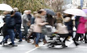 La precariedad laboral desbanca al paro como primer problema de Euskadi