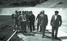 1963: Cesión de terrenos para el Velódromo