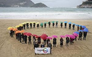 Los pensionistas llaman a manifestarse este sábado en las capitales vascas