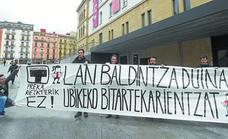 El conflicto con los trabajadores de Ubik se envenena tras el primer día de huelga
