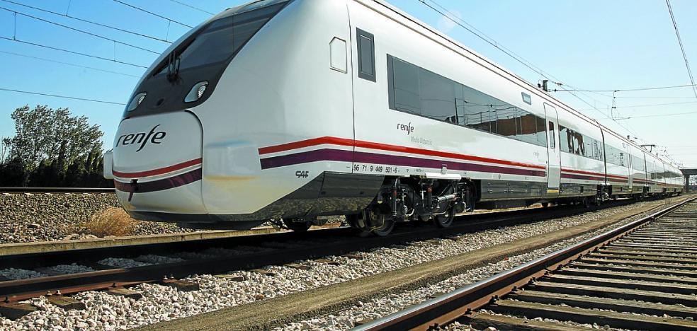 CAF «peleará» por los 3.000 millones en nuevos trenes que Renfe quiere comprar en 2019