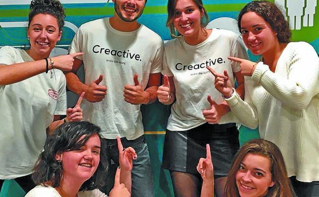 Emprendedores de la Universidad de Mondragón organizan un PIN para Getaria