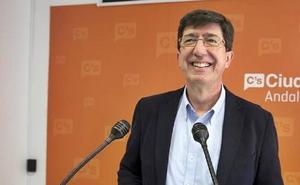 Ciudadanos aboga por un frente constitucionalista sin partidos extremistas en Andalucía