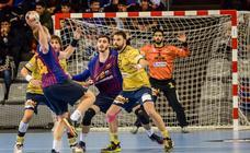 El Bidasoa-Irun se hace con el segundo puesto de al Copa Asobal