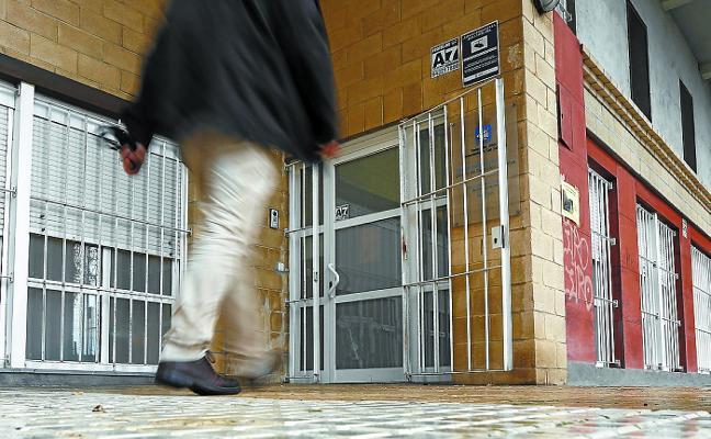 Intxaurrondo, el barrio que demanda más atención por parte de los trabajadores sociales