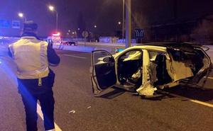 Dos graves accidentes en Madrid provocan tres muertos y 10 heridos