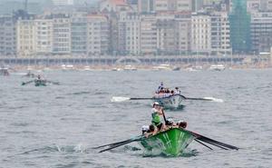 Hasta cinco embarcaciones podrán pelear por entrar en la Liga Euskotren