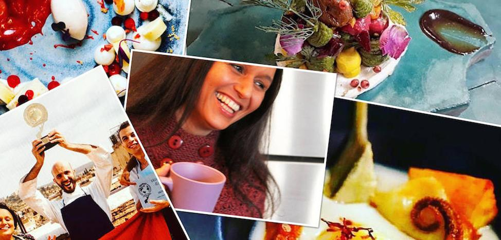 Najat Kaanache, la cocinera de Aia que triunfa por el mundo