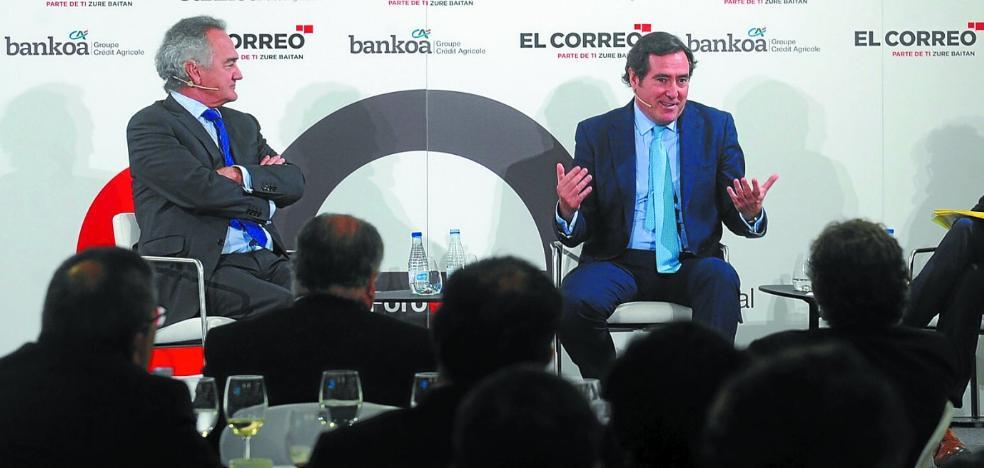 Garamendi cree que una contrarreforma laboral impuesta destruirá empleo