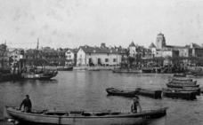 XIX. mendeko Baiona, Zarautzen ikusgai