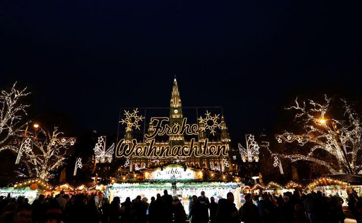 Viena huele a Navidad