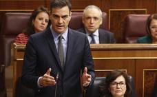 Sánchez está «dispuesto a hablar» con el Gobierno Vasco de la transferencia de Prisiones