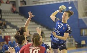 El Super Amara jugará en Artaleku el primer partido de la EHF