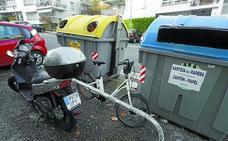 Dbizi registra el abandono de más de 1.000 bicicletas entre enero y septiembre