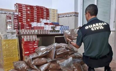 Piden 4 años para una red de contrabandistas que llevaba tabaco de Gipuzkoa a Irlanda